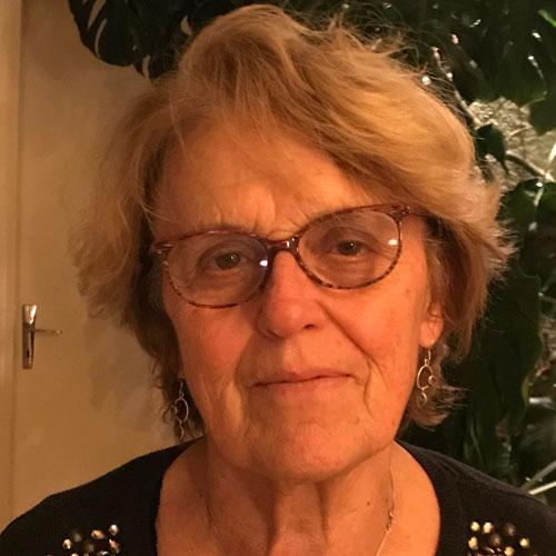Maryse TRINQUES Trésorière adjointe Albi